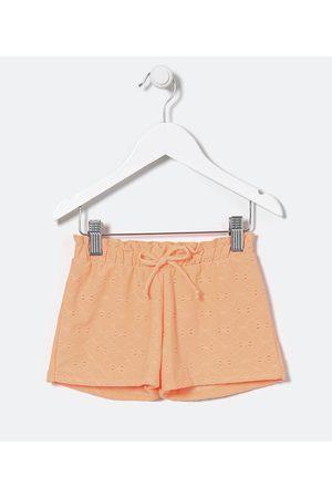 Póim (1 a 5 anos) Short Infantil em Malha Laise - Tam 1 a 5 anos       04