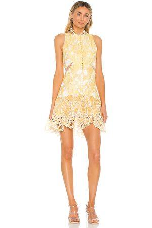 RAISSA Ruffle Dress in . - size M (also in S)