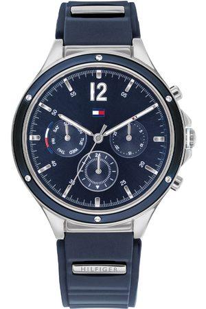 Vivara Mulher Relógios - Relógio Tommy Hilfiger Feminino Borracha Azul - 1782281