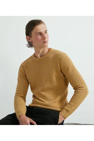 Request Suéter com Textura | | | G