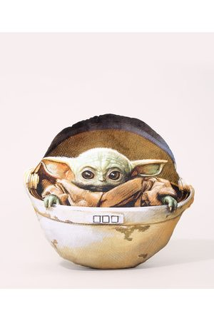 Disney Almofada Baby Yoda Multicor