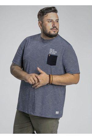Svk Plus Size Camiseta Plus Size Nature Marinho