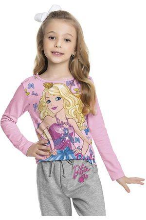 Barbie Blusa Manga Longa
