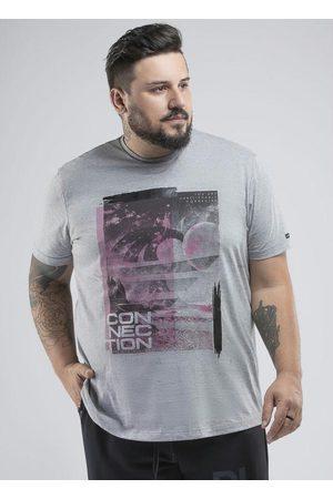 Svk Plus Size Camiseta Plus Size Connection