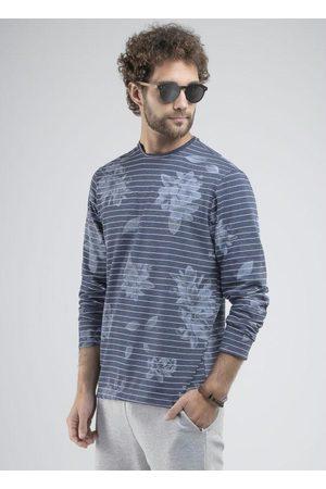 Svk Confort Camiseta Streaky Marinho