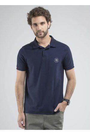 Svk Confort Camisa Polo Original Marinho