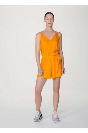Hering Shorts Feminino em Tecido Texturizado