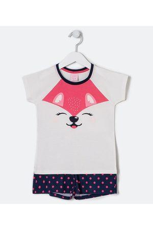 Accessories Criança Pijamas - Pijama Infantil Curto em Algodão Estampa Corgi - Tam 5 a 14 anos | | Multicores | 11-12