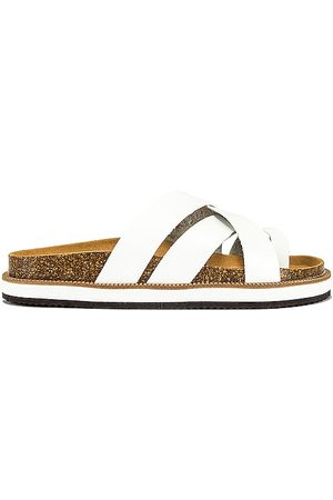 Free People Ventura Footbed Sandal in . - size 36 (also in 37, 38, 39, 40, 41)