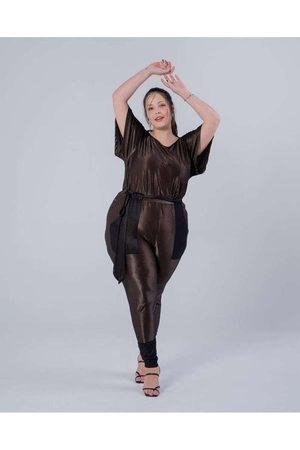 Miss Taylor Mulher Calça Jogger - Calça Jogger Almaria Plus Size Bolso Q