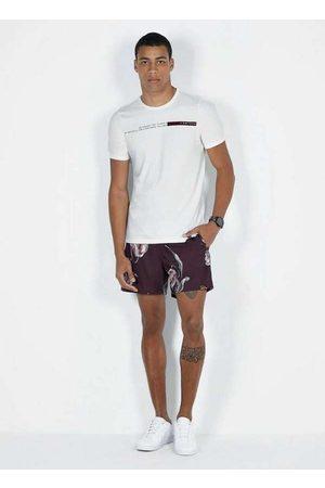Dimy Beach Shorts Estampado Azul Sho61581