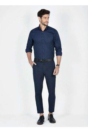Dimy Homem Camisa Casual - Camisa Maquinetada Manga Longa