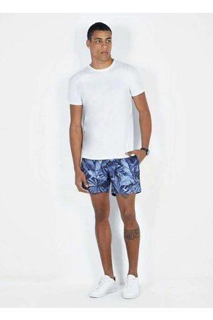 Dimy Homem Short - Beach Shorts Estampado Sho61581