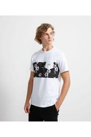 Ripping Homem Camisolas de Manga Curta - Camiseta com Recorte e Bolso | | | PP