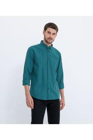 Preston Field Camisa com Estampa Xadrez Vichy | | | G