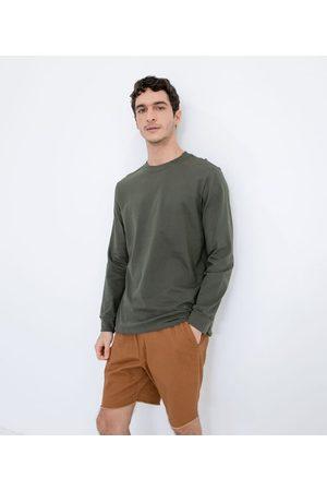 Ripping Homem Camisolas de Manga Curta - Camiseta Manga Longa Lisa | | | GG