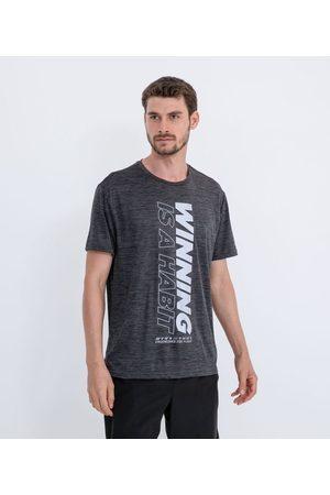Get Over Homem Camisolas de Manga Curta - Camiseta Esportiva Manga Curta com Proteção UV | | | GG