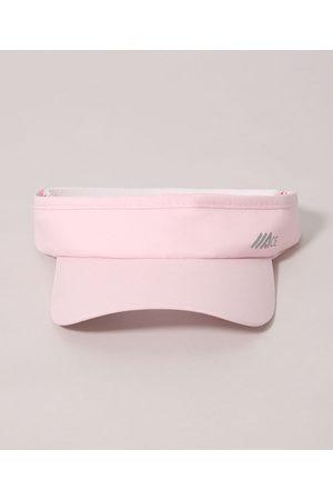 ACE Mulher Chapéus - Viseira Feminina Esportiva com Proteção UV50+