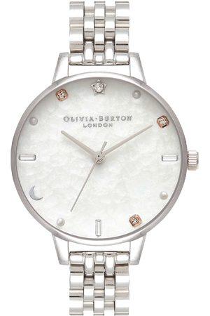 Vivara Mulher Relógios - Relógio Olivia Burton Feminino Aço - OB16GD30