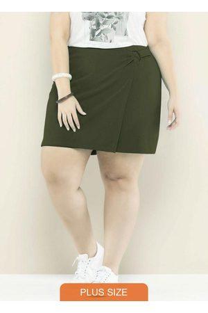 Vinculo Basic Mulher Minissaia - Shorts Saia