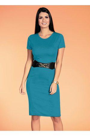 Rosalie Vestidos Tubinho Moda Evangélica