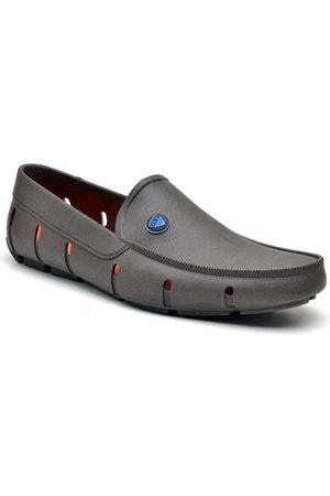 Polo State Homem Mocassim & Slippers - Sapato Masculino Drive New Greelc Marro