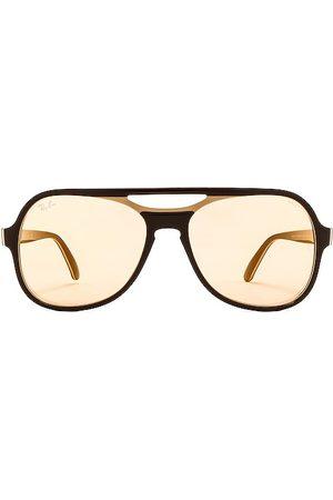 Ray-Ban Óculos de Sol - Powderhorn in Brown.