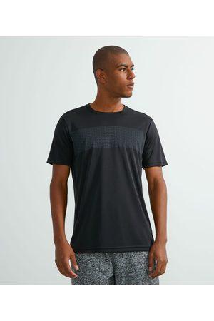 Get Over Homem Camisolas de Manga Curta - Camiseta Esportiva com Estampa       P