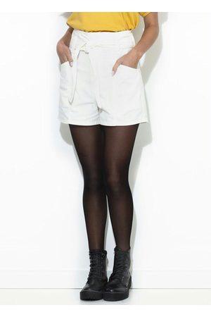 Colcci Mulher Short - Short Sarja Joana