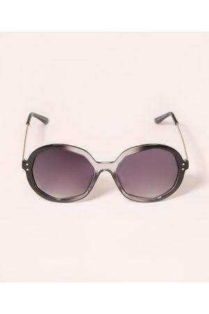 YESSICA Mulher Óculos de Sol - Óculos de Sol Feminino Redondo
