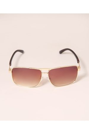 ACE Óculos de Sol Masculino Quadrado