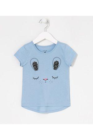 Póim (1 a 5 anos) Blusa Infantil Estampa de Bichinho - Tam 1 a 5 anos       05