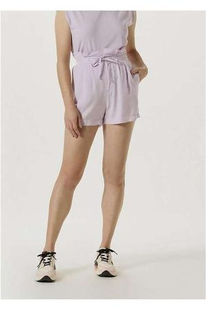 Hering Shorts Feminino Clochard em Tecido Flamê