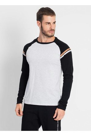 Rovitex Camiseta Masculina Manga Longa