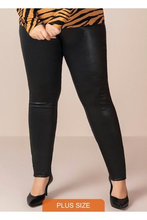 Rovitex Plus Size Legging Feminina Cirrê