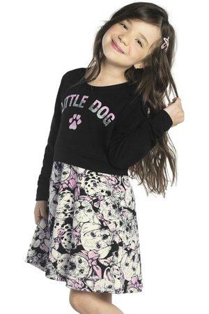 Rovitex Kids Vestido Infantil Feminino