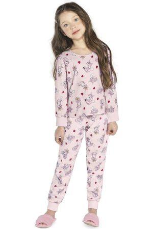 Rovitex Kids Pijama Feminino Raposa