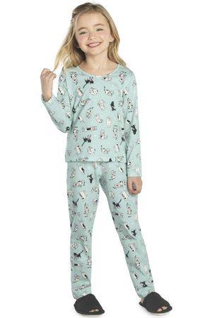 Rovitex Kids Pijama Feminino Gatinhos