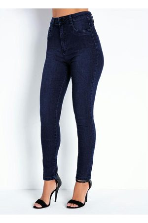 Sawary Jeans Calça Jeans Super Lipo Legging Sawary