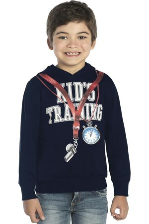 Rovitex Kids Blusão Infantil com Capuz