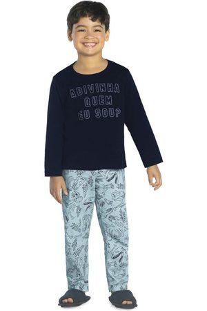 Rovitex Kids Pijama Infantil Masculino Dino
