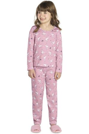 Rovitex Kids Pijama Infantil Unicórnio