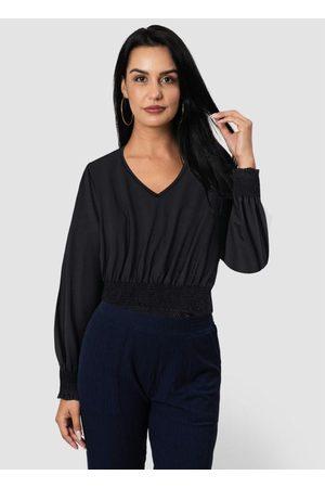 Formitz Fashion Blusa Preta