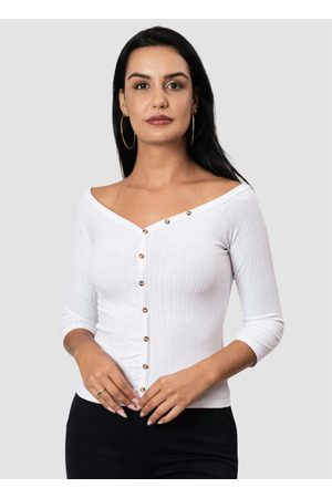 Formitz Fashion Blusa Branca
