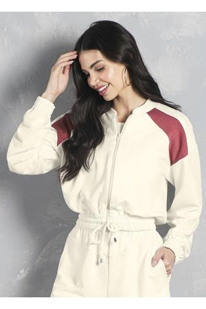 Formitz Fashion Mulher Jaquetas - Jaqueta Off White