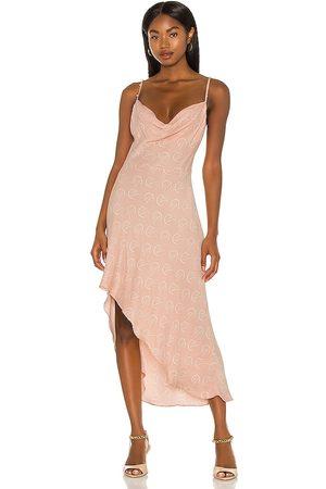 Camila Coelho Otavia Slip Dress in . - size L (also in M, S, XL, XS, XXS)