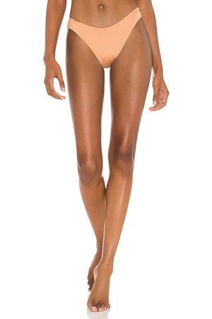 Monday Swimwear X REVOLVE Byron Bikini Bottom in Tan. - size L (also in M, P, S)