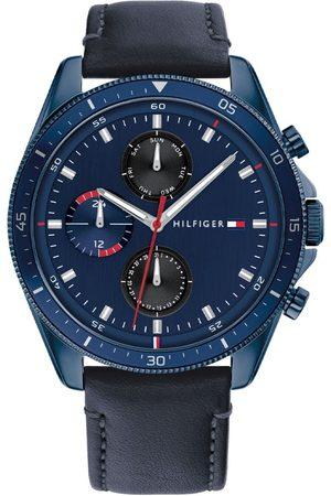 Vivara Homem Relógios - Relógio Tommy Hilfiger Masculino Couro Azul - 1791839