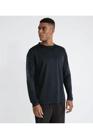 Get Over Camiseta Espotiva Manga Longa Proteção UV | | | G