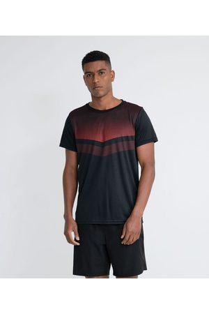 Get Over Camiseta Esportiva Manga Curta Estampada | | | P